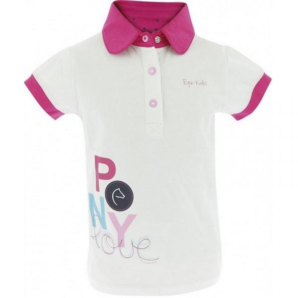 Equi Kids Ponylove Polo shirt