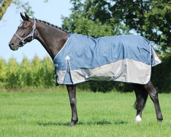 QHP Regendeken Luxe m/Fleece