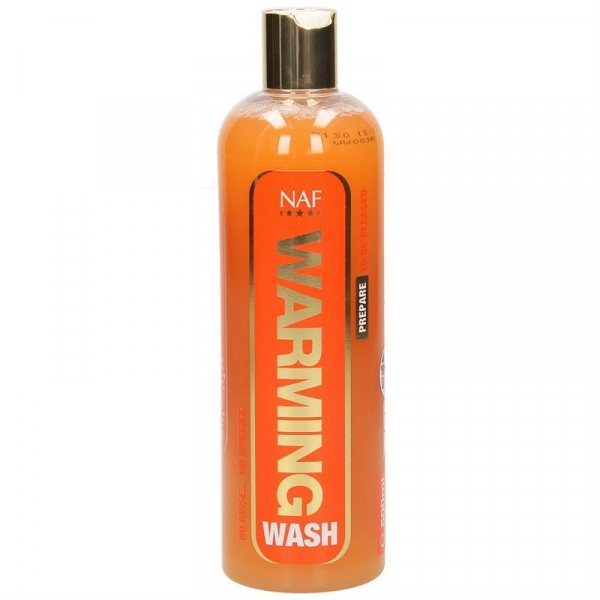 Warming Wash 500ml