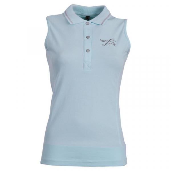 BR Polo Shirt Maya Mouwloos Dames