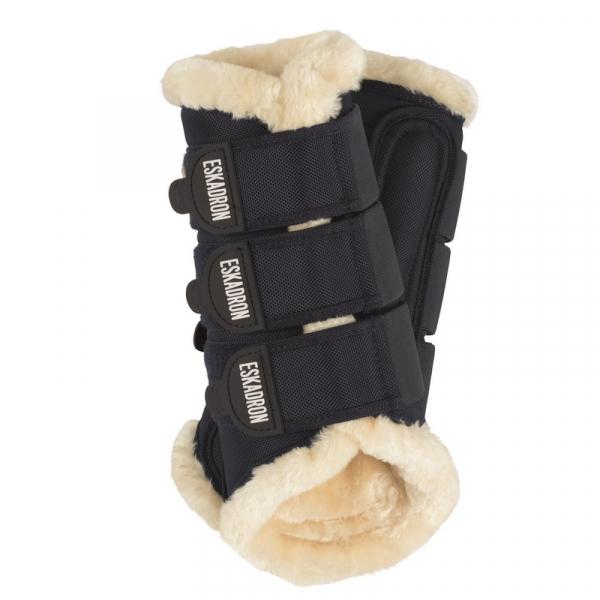 Eskadron Tendon Boots Faux Fur