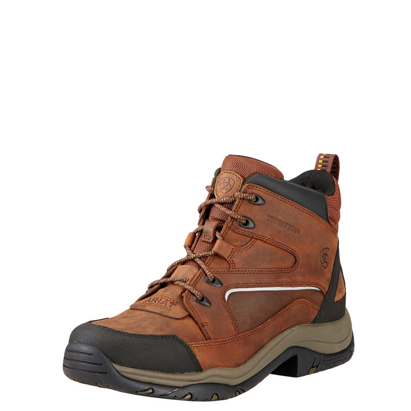 Ariat Telluride H20 Men Copper