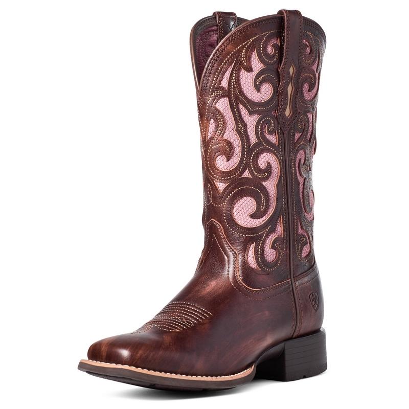 Ariat Womens Karma VentTEK Western Boots