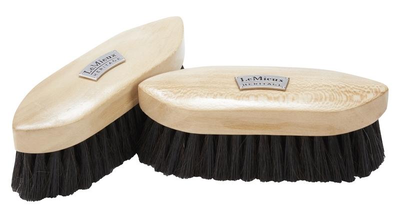 LeMieux Heritage Combi Body Brush