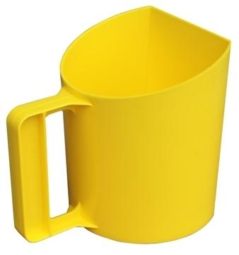 Voerschep - Geel