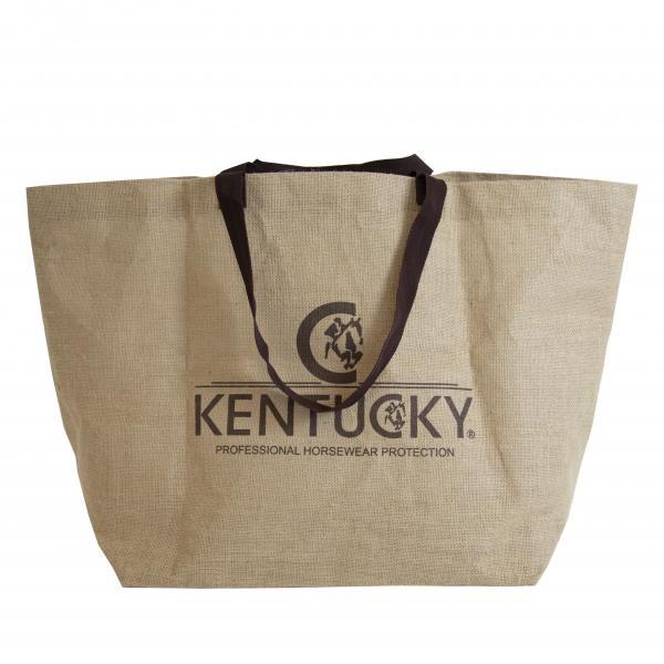 Kentucky Jute Tas XL