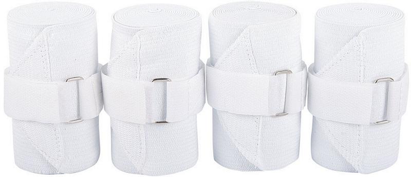 Harry's Horse Bandages elastisch, 4 st.