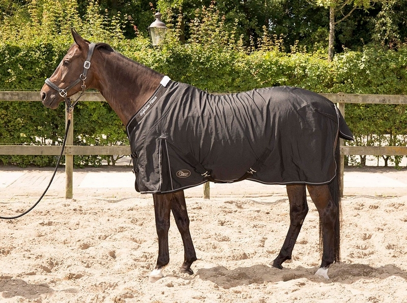 Harry's Horse Staldeken Highliner 0 gr fleece voering