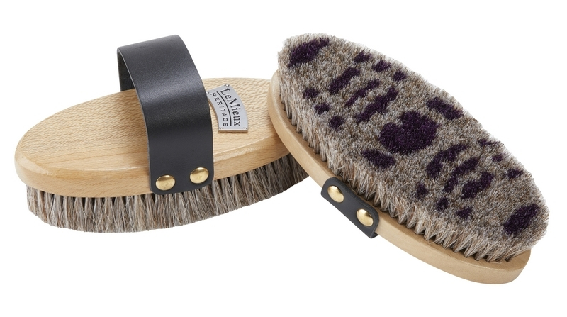 LeMieux Heritage Dapple Body Brush