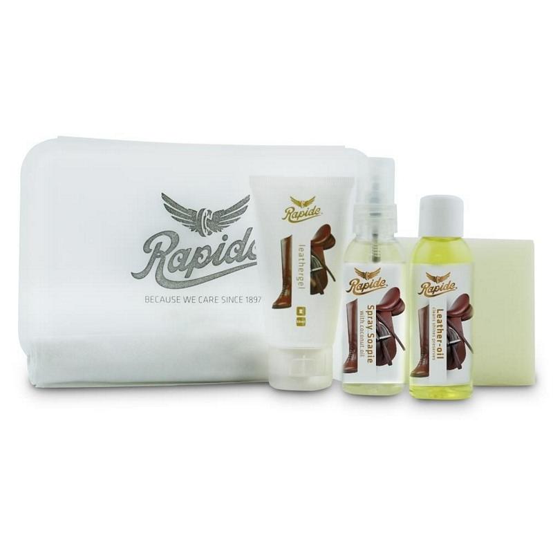 Rapide Saddle & Leather Care Kit