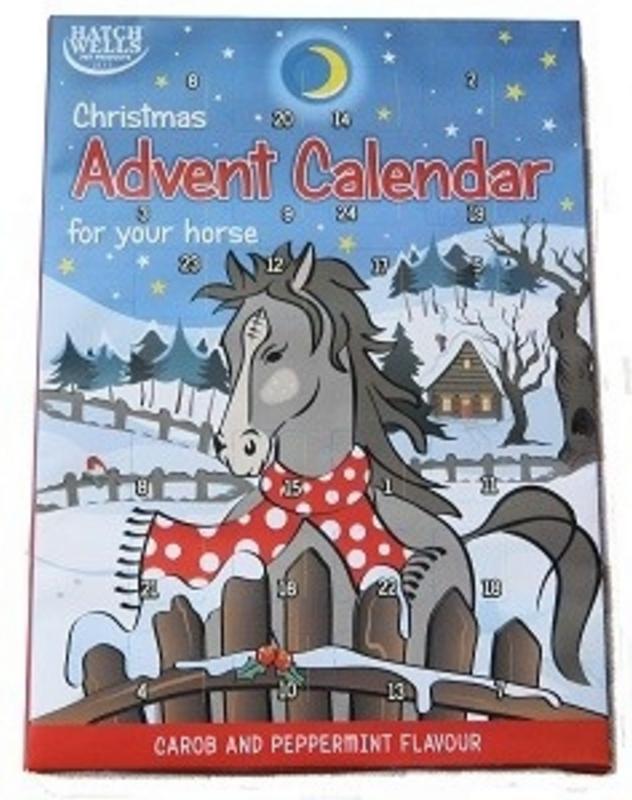 Adventskalender voor je paard