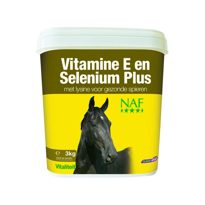 NAF Vitamine E en Selenium Plus 2.5kg