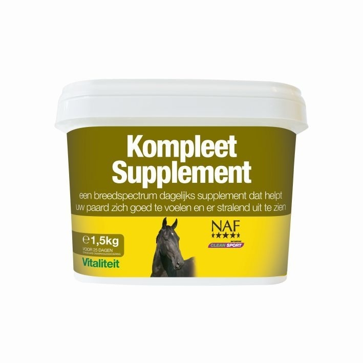 NAF Kompleet Supplement 1.5kg