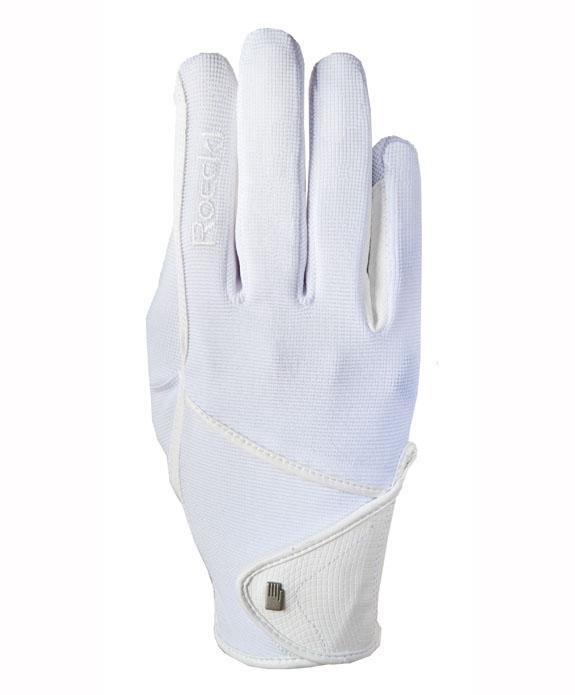 Afbeelding Roeckl Handschoenen Madison 2-way Spandex door De Kroo Ruitersport
