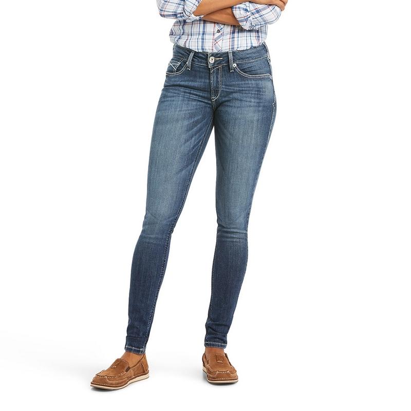 Ariat Real PR Nancy Skinny Ladies Jeans