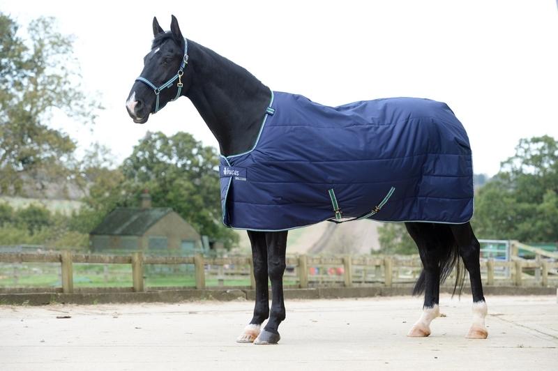 Afbeelding Bucas Quilt 150 Stay Dry Stal- en onderdeken door De Kroo Ruitersport
