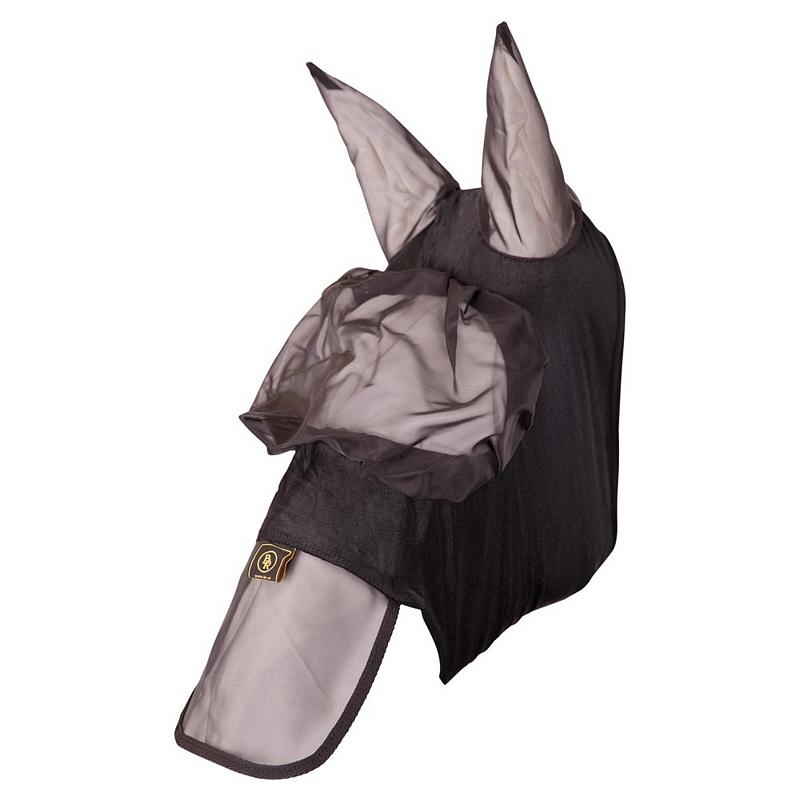 BR Vliegenmasker met oren Mesh/lycra
