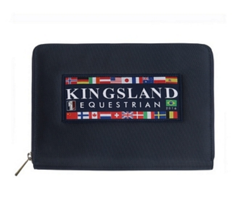 Kingsland Murio passport-iPad hoesje-cover