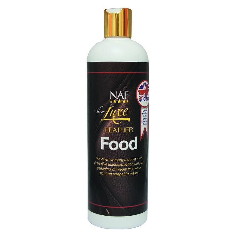NAF SHEERLUXE Leatherfood 500ml