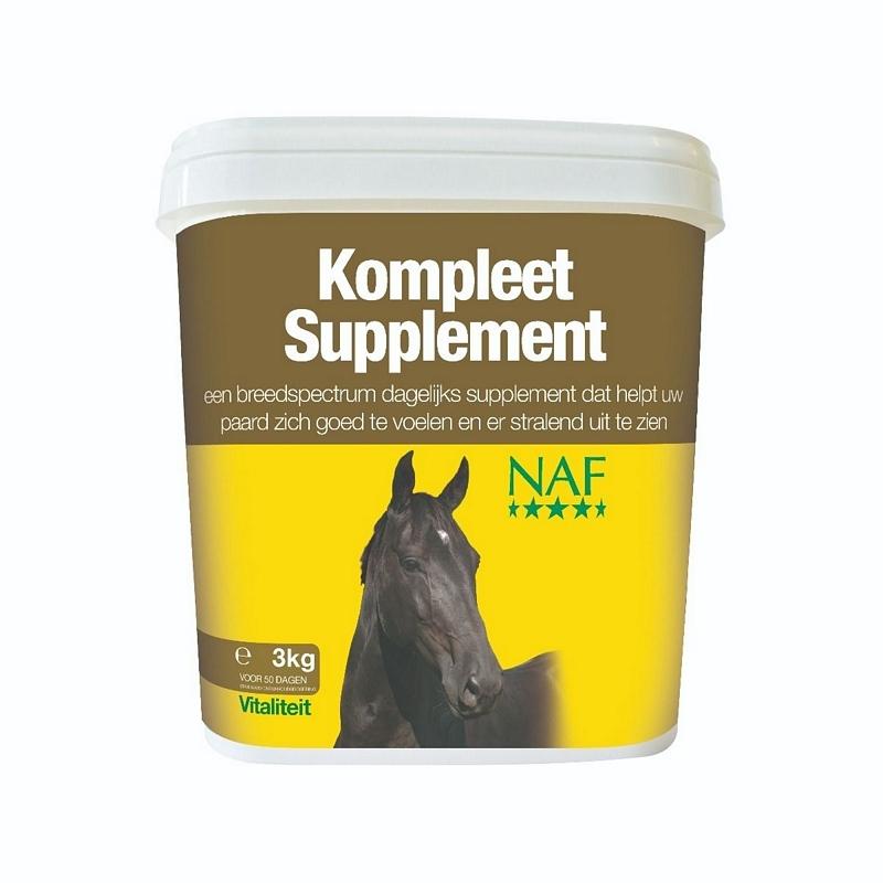 NAF Kompleet Supplement 3kg