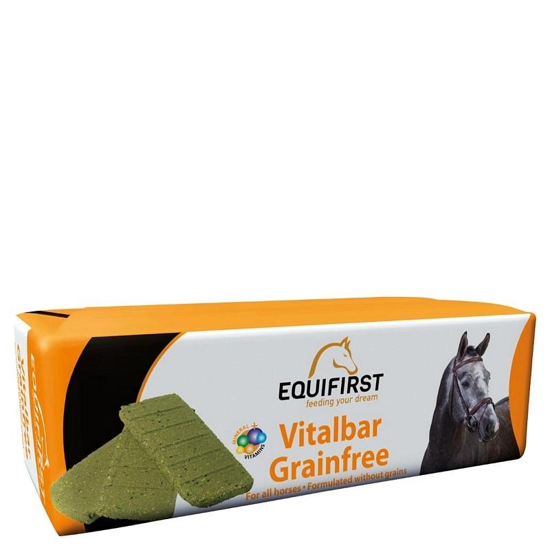 Equifirst Vitalbar Grainfree 4,5kg
