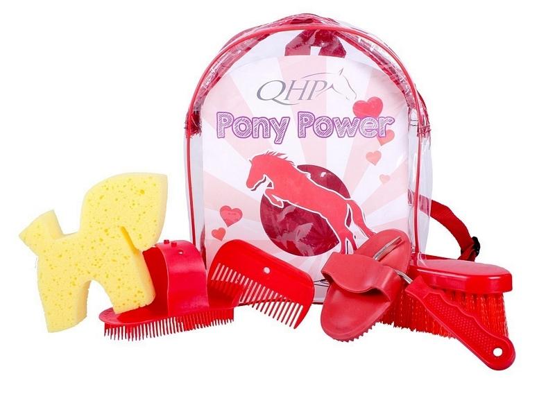 QHP Pony Power Poetsrugzak
