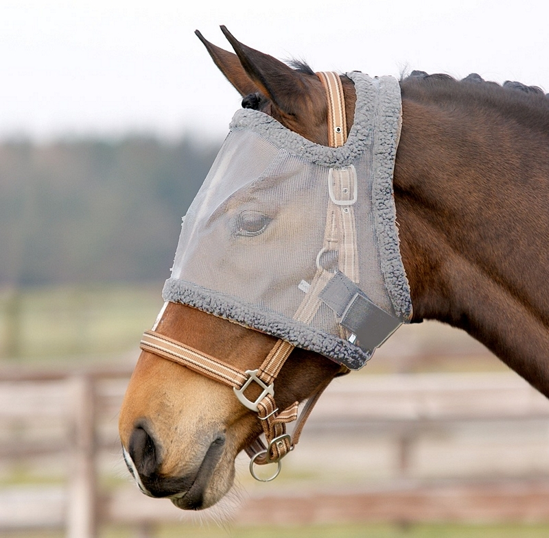 QHP Vliegenmasker zonder oren