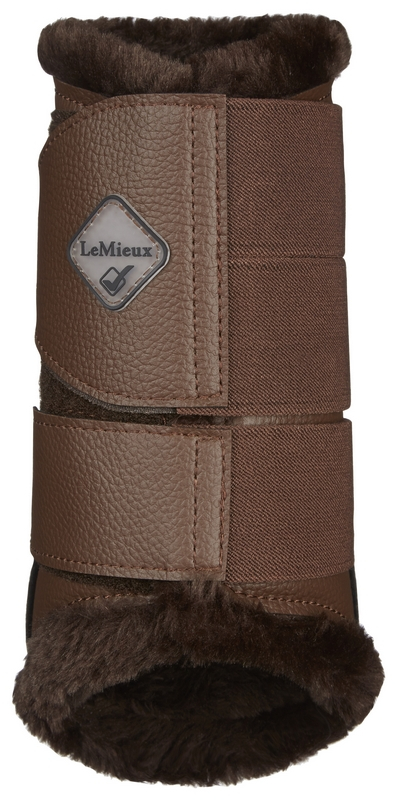 LeMieux Fleece gevoerde Peesbeschermers