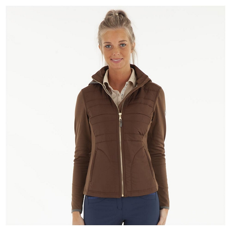 Anky Quilted Technostretch Jacket