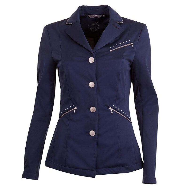 Anky Riding Jacket Zipped Softshell C-wear