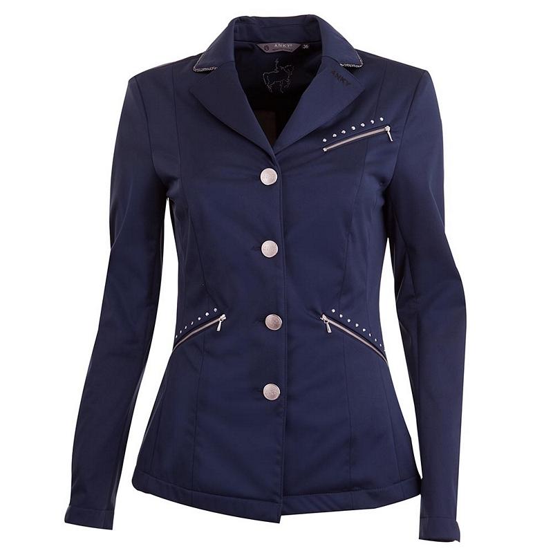 Anky Riding Jacket Zipped Softshell C-wear