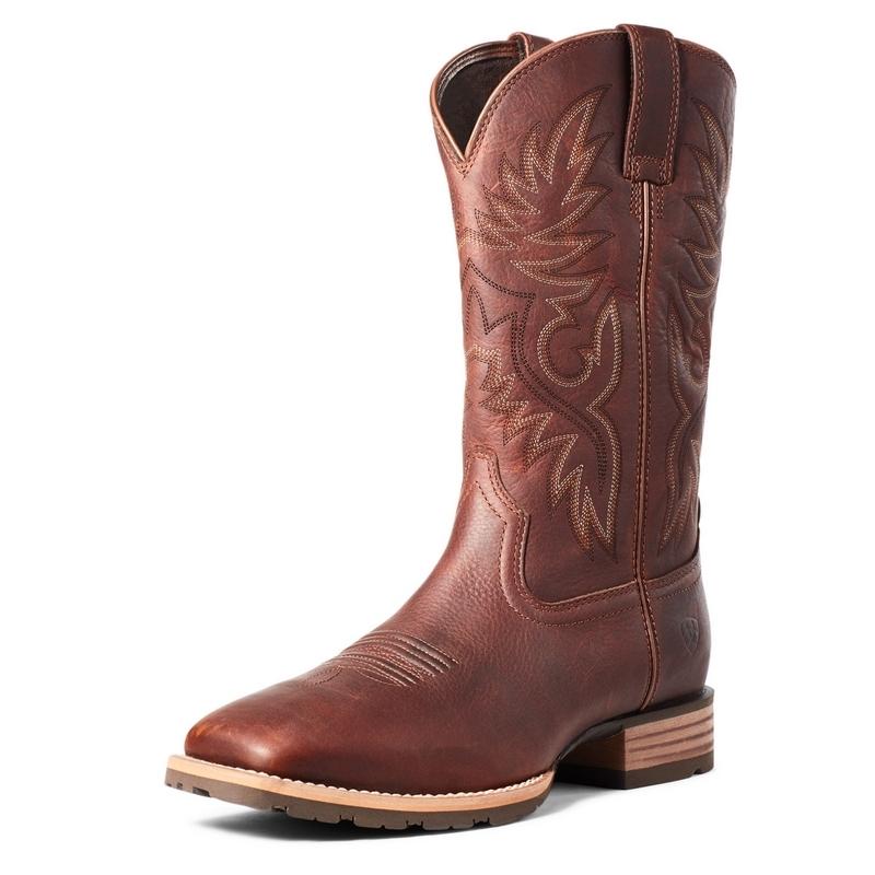 Ariat Mens Hybrid Big Boy Western Boots