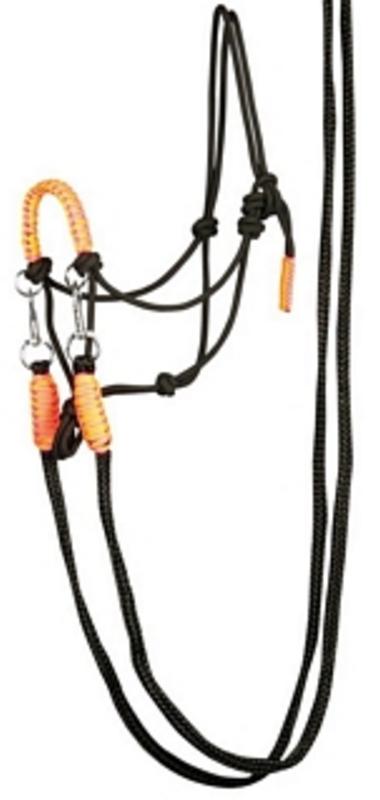 Harry's Horse Rij/touwhalster met teugels