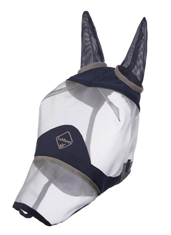 LeMieux Armour Shield Vliegenmasker  Full Mask