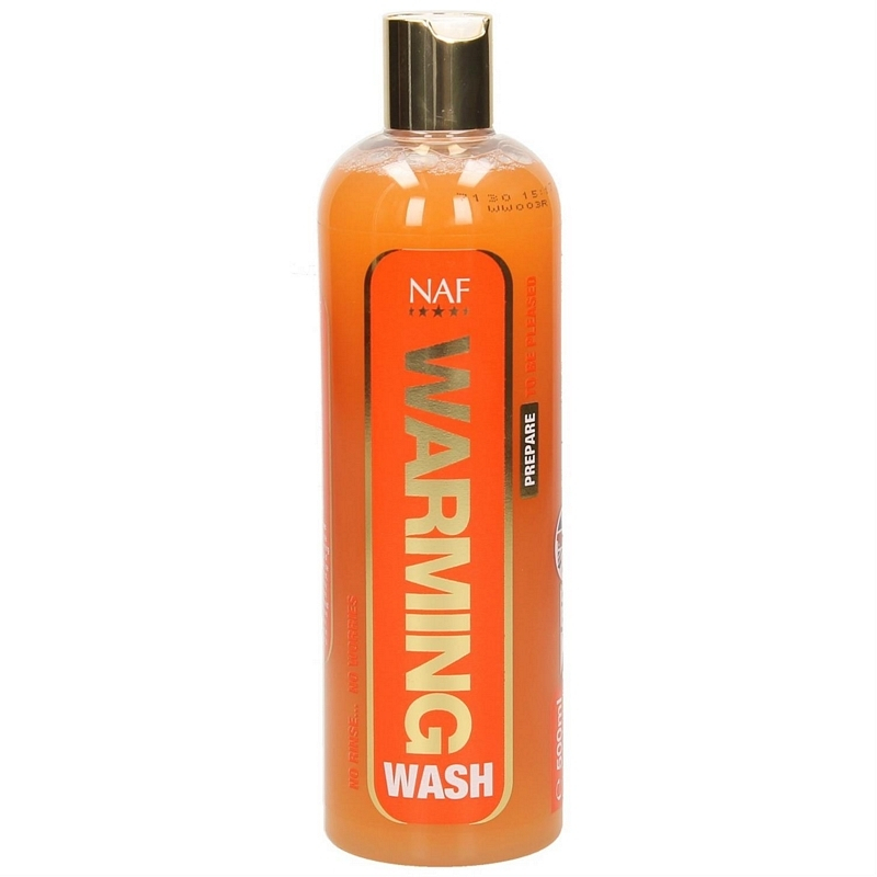 NAF Warming Wash 500ml