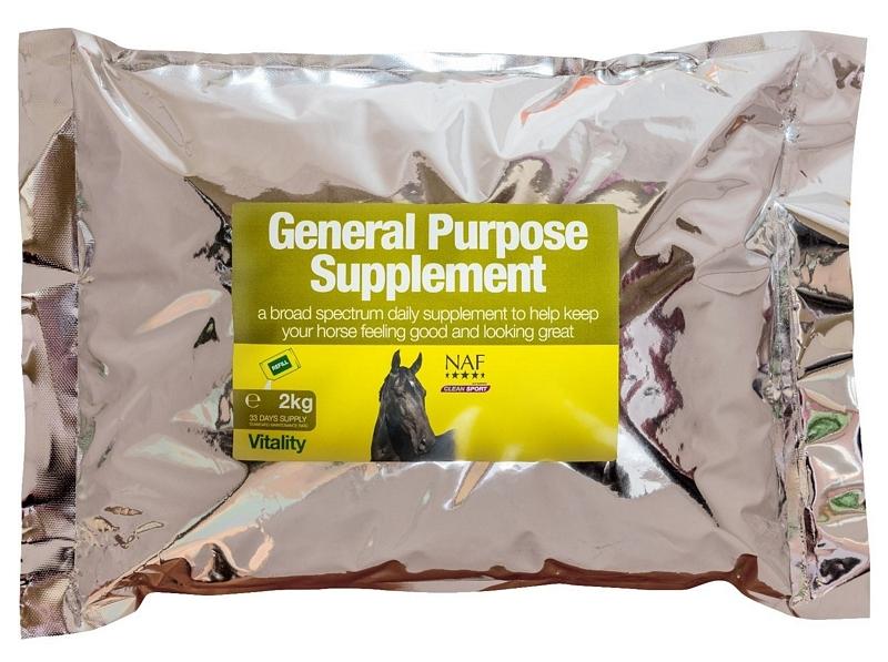 NAF Kompleet Supplement Navulling 2kg