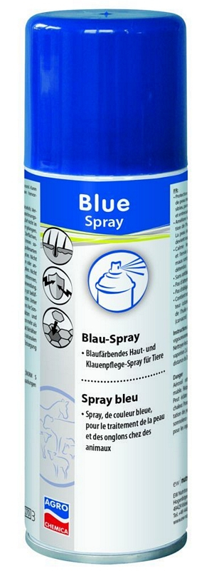 Skin Care Blauwspray 200ml