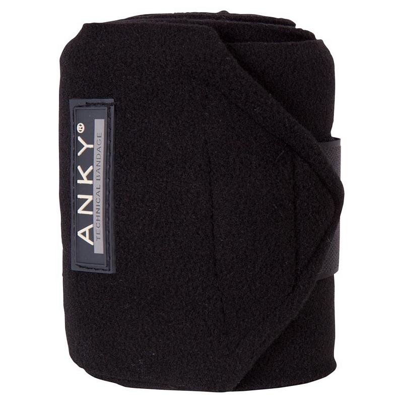ANKY Bandages fleece set/4