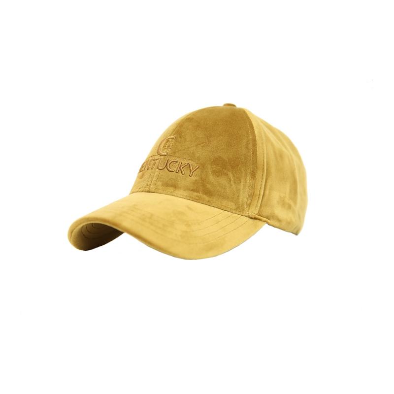 Kentucky Baseball Cap Velvet
