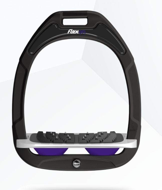 Flex-on Stijgbeugel Green Composite Inclined Ultragrip