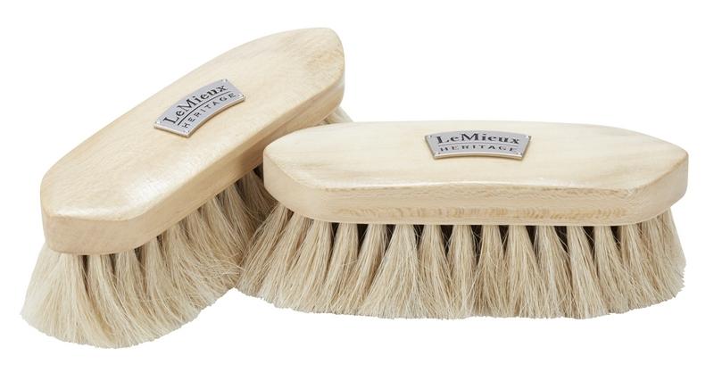 LeMieux Heritage Soft Finishing Brush