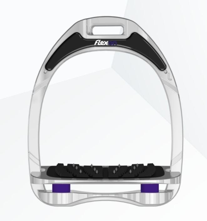 Flex-on Stijgbeugel Aluminum Inclined Ultra Grip