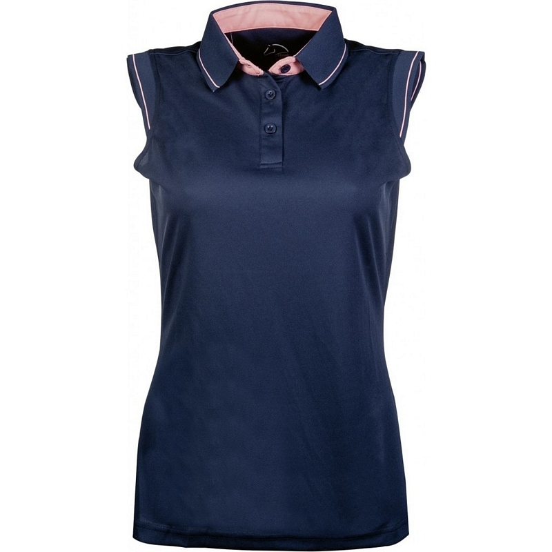 HKM Poloshirt Classico sleeveless