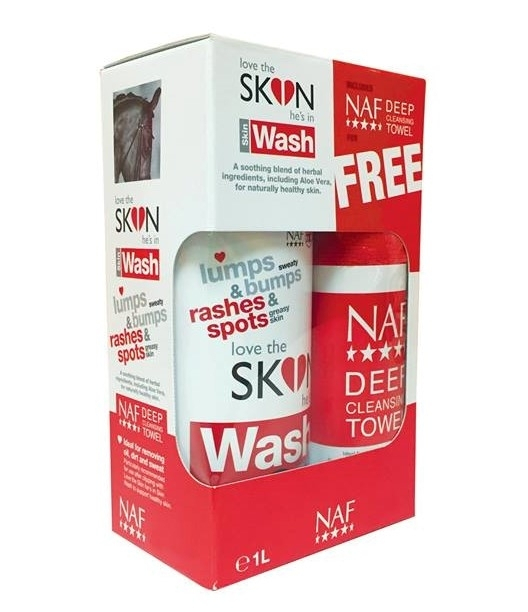 NAF Love the Skin Wash