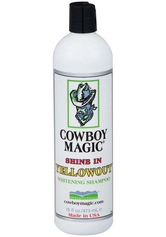 Cowboy Magic Shine in YellowOut Shamp 473ml