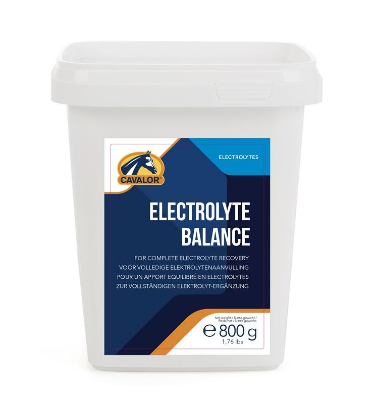 Cavalor Electrolyte Balance 800grs
