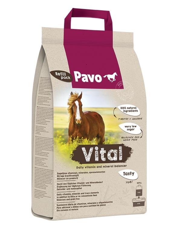 Pavo Vital Refill 8kg