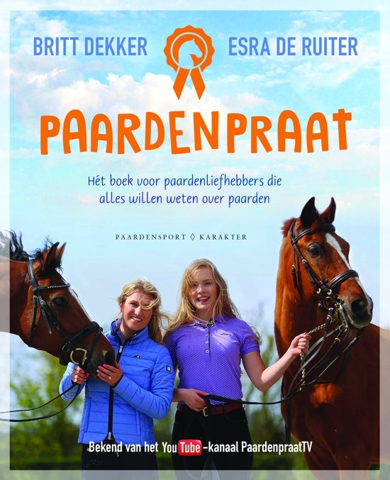 Britt&Esra PaardenpraatTV