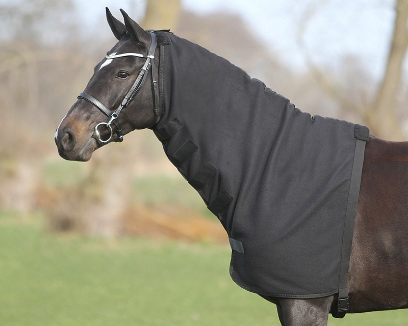 QHP Losse fleece hals