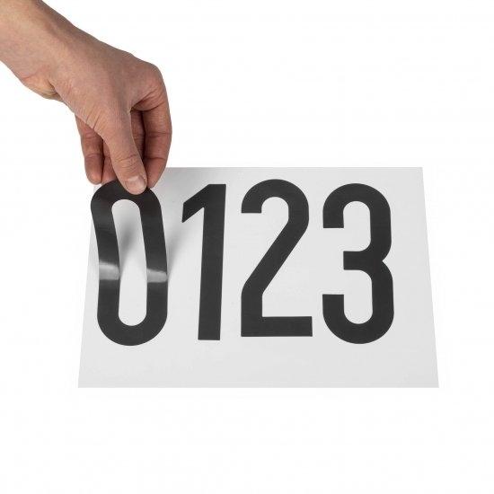 LeMieux Extra Magnetisch Nummerpakket